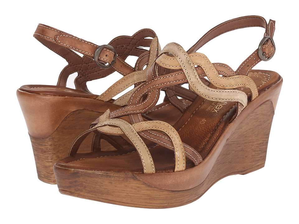 David Tate - Alto (Earth) Women's Sandals