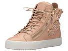 Hi-Top Winged Sneaker
