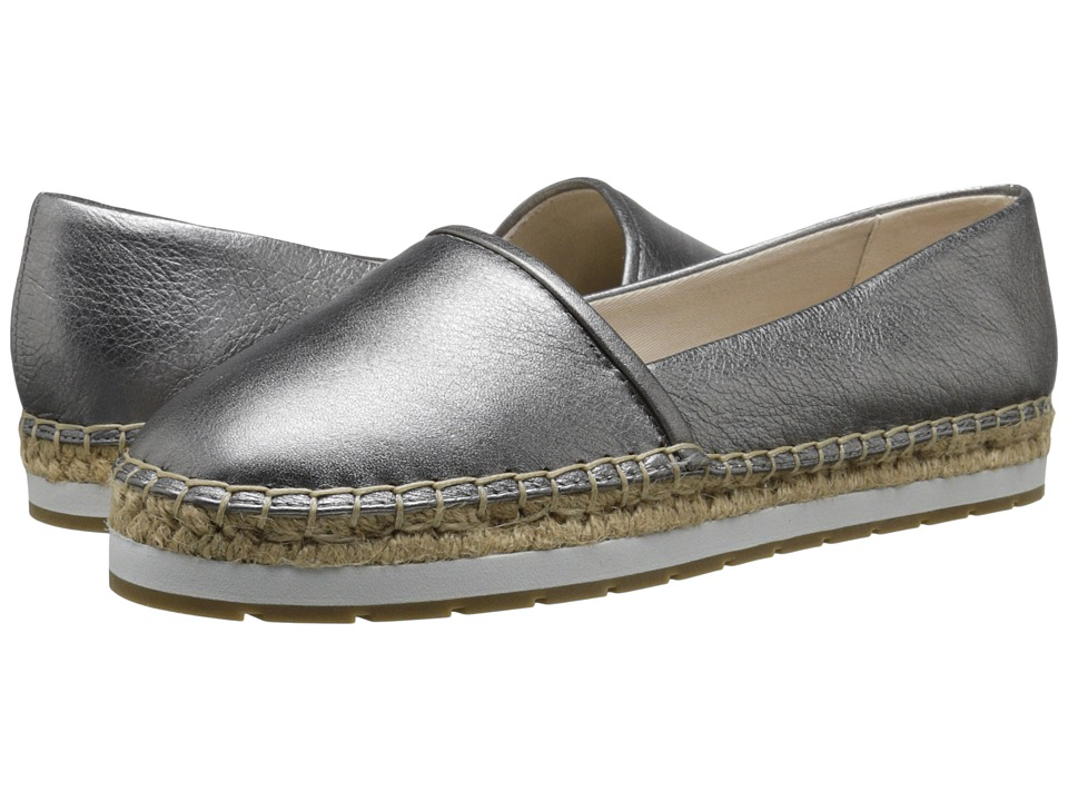 Kenneth Cole New York - Cara (Anthracite) Women's Slip on Shoes