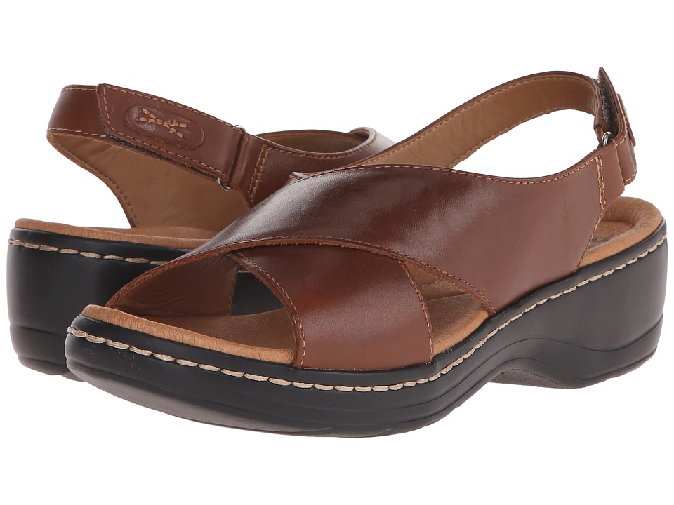 Clarks - Hayla Heaven (Tan) Women's Shoes