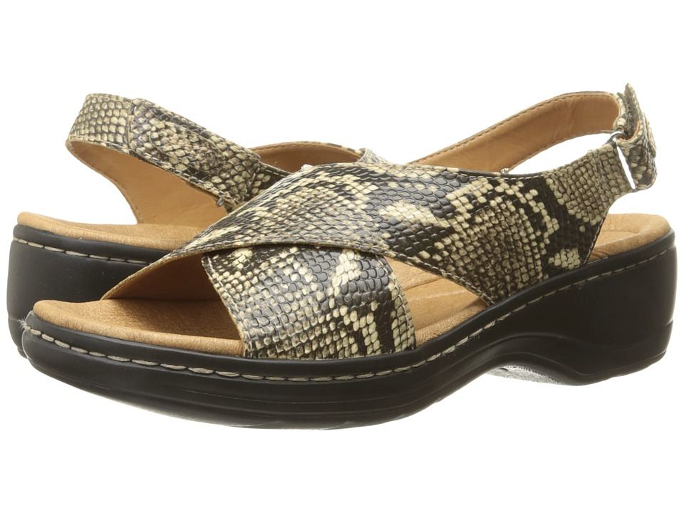 Clarks - Hayla Heaven (Snake) Women's Shoes