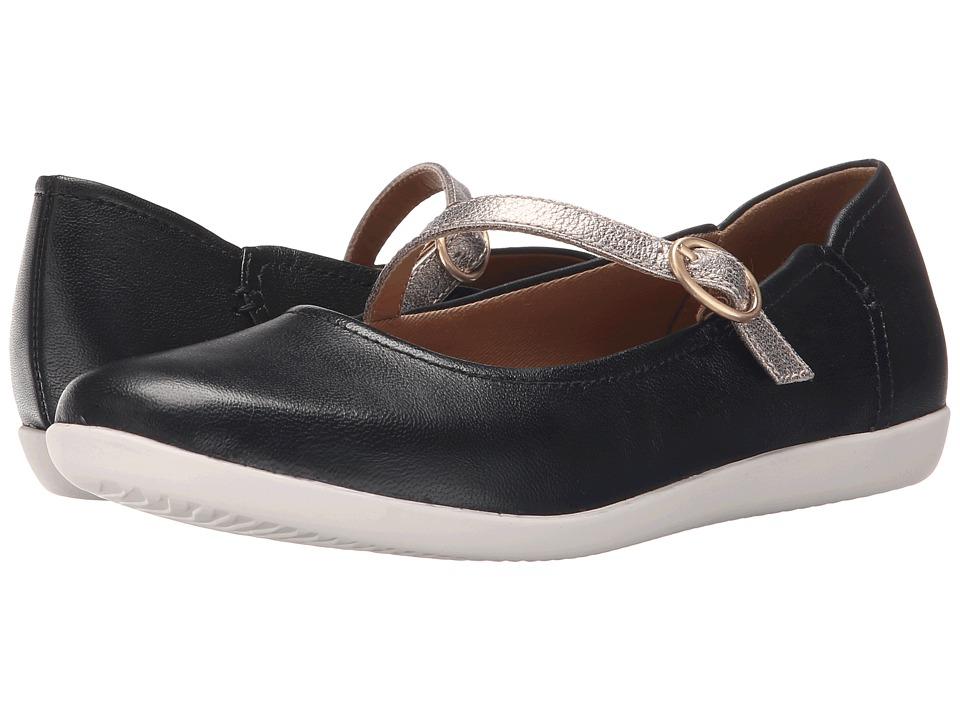 Clarks - Helina Amo (Black) Women's Shoes