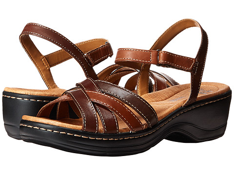d3273adc042a ... 9 UPC 889305129490 product image for Clarks - Hayla Pier (Brown Multi) Women s  Shoes