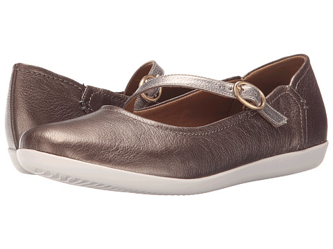Clarks - Helina Amo (Pewter) Women's Shoes