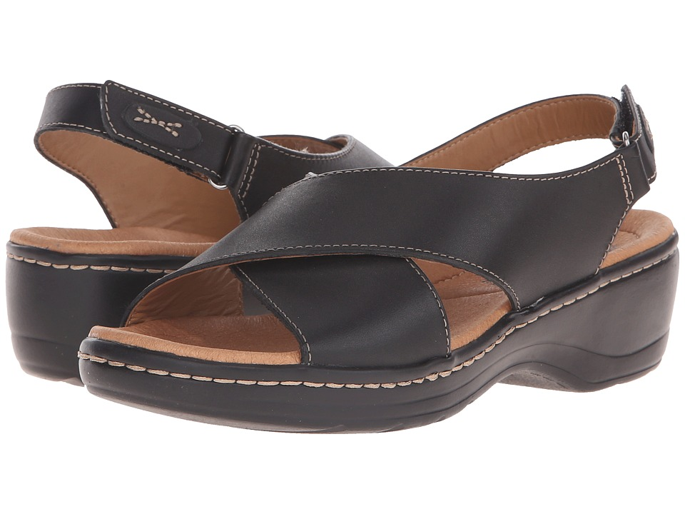 Clarks - Hayla Heaven (Black) Women's Shoes