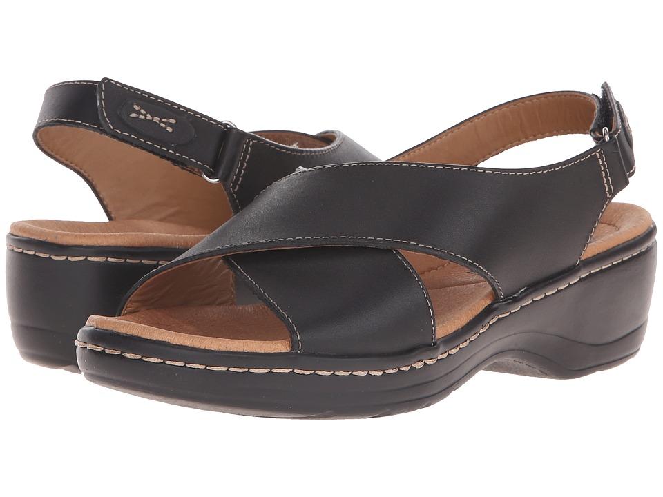 Clarks - Hayla Heaven (Black) Women's Shoes