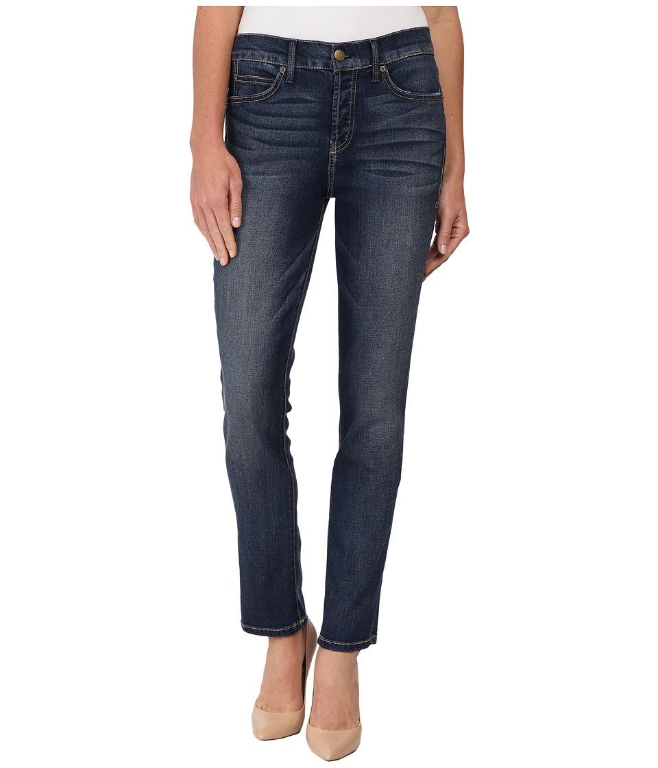 Level 99 - Morgan Slouchy Straight in Derby (Derby) Women's Jeans