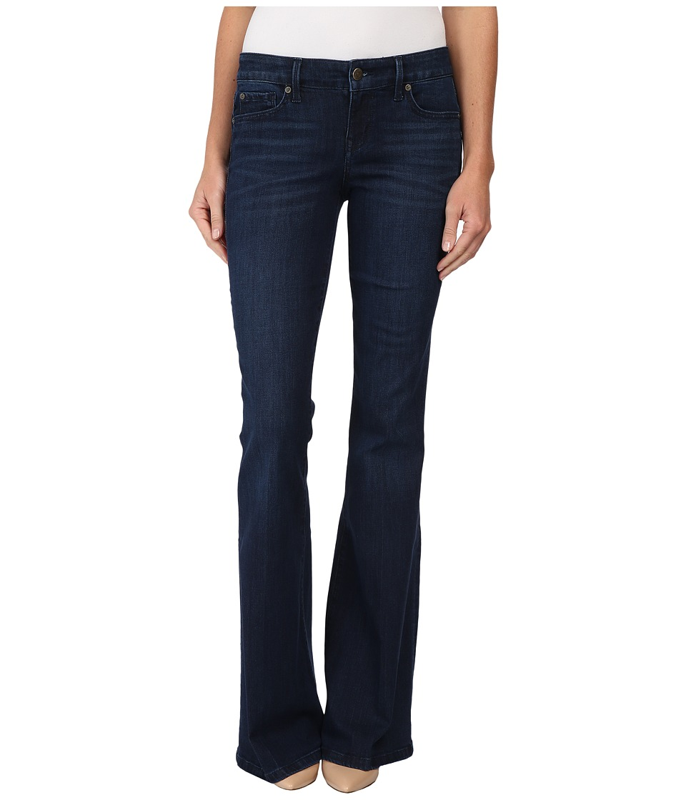 Level 99 - Dahlia Flare in Serene (Serene) Women's Jeans