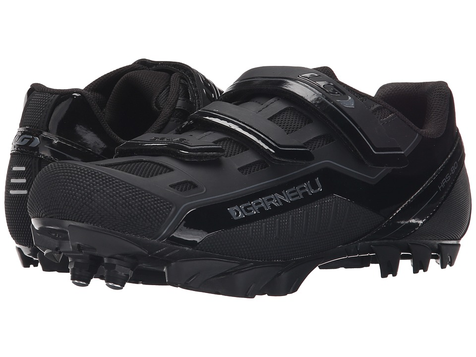 Louis Garneau - Gravel (Black) Men's Cycling Shoes