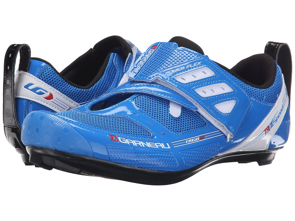 Louis Garneau - Tri X-Speed II (Curacao Blue) Men's Cycling Shoes