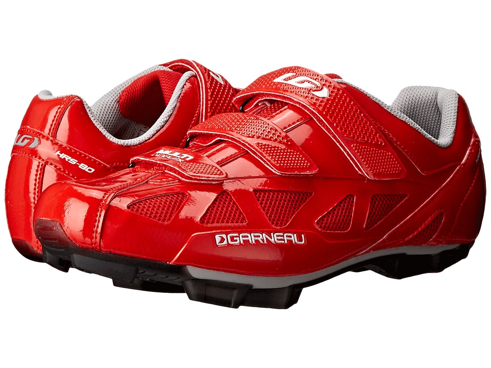 Louis Garneau - Multi Air Flex (Red) Men's Cycling Shoes