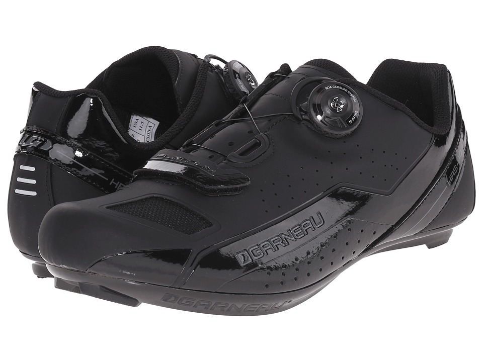 Louis Garneau - Platinum (Black) Men's Cycling Shoes