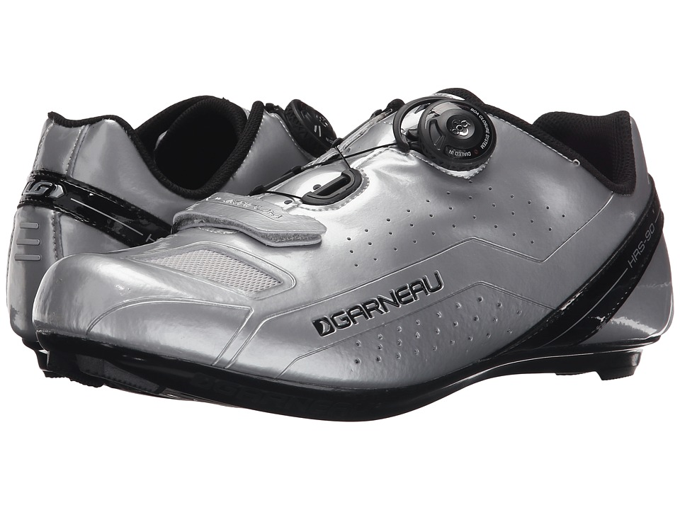 Louis Garneau - Platinum (Silver) Men's Cycling Shoes
