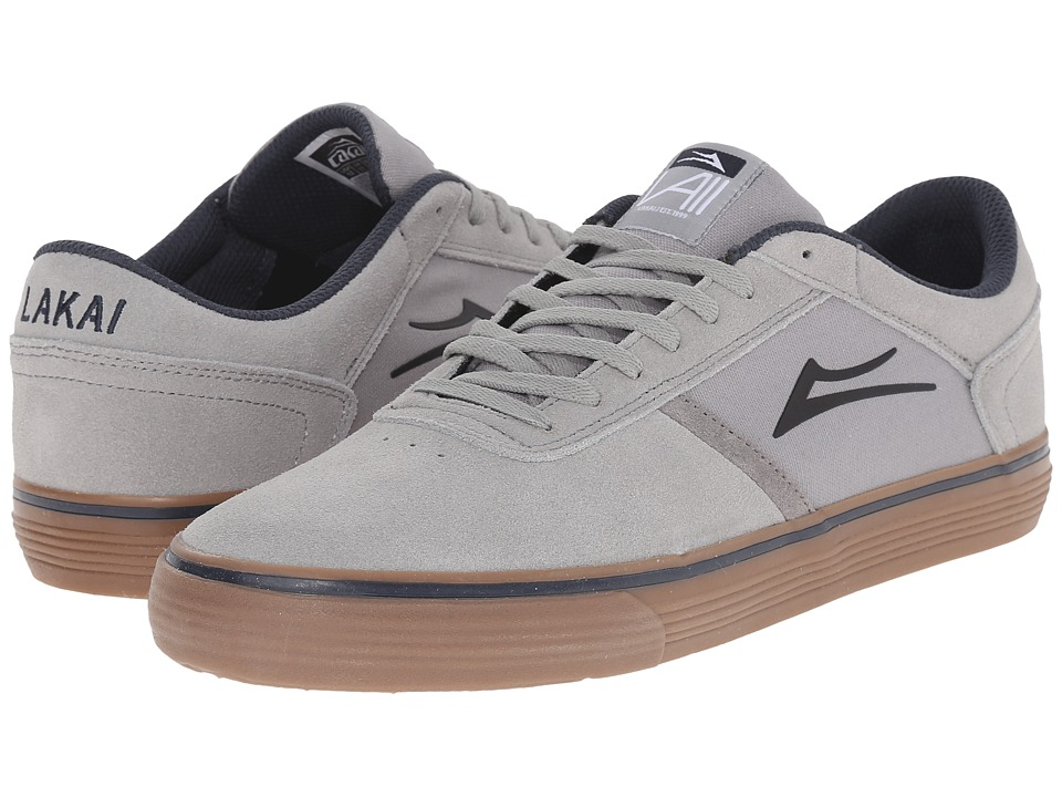 Lakai - Vincent 2 (High Rise Suede) Men's Skate Shoes