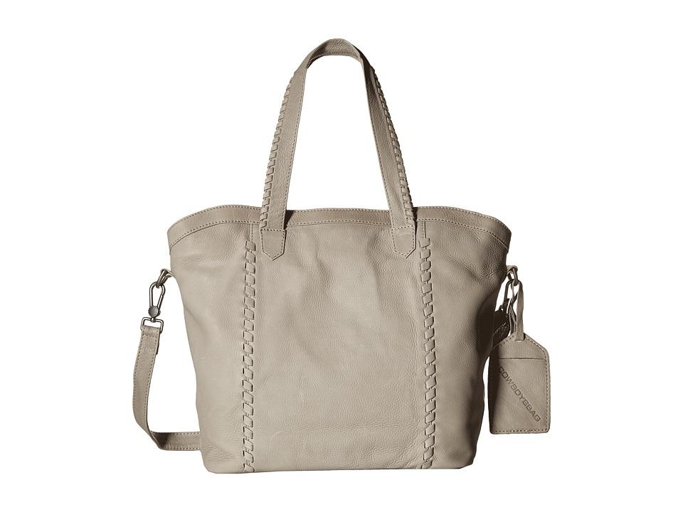 COWBOYSBELT - Bag Dawley (Light Grey) Bags