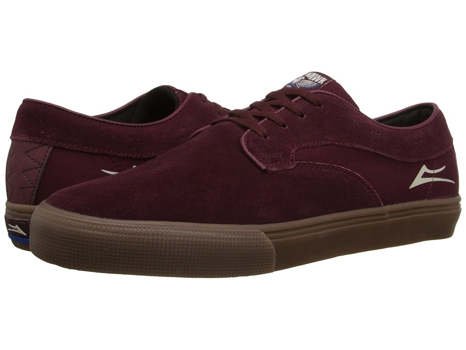 Lakai Riley Hawk (Port Suede) Men