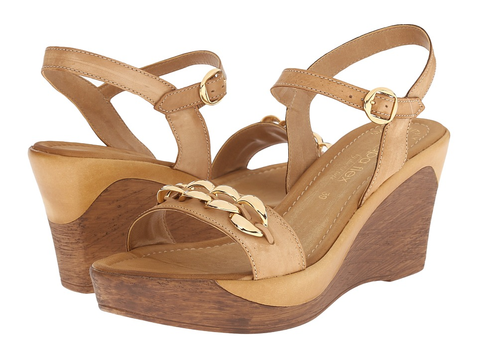 David Tate - Club (Tan) Women's Sandals