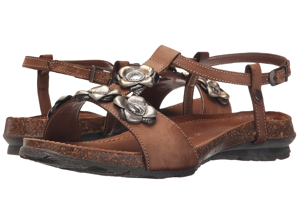 David Tate - Merit (Brown) Women's Sandals