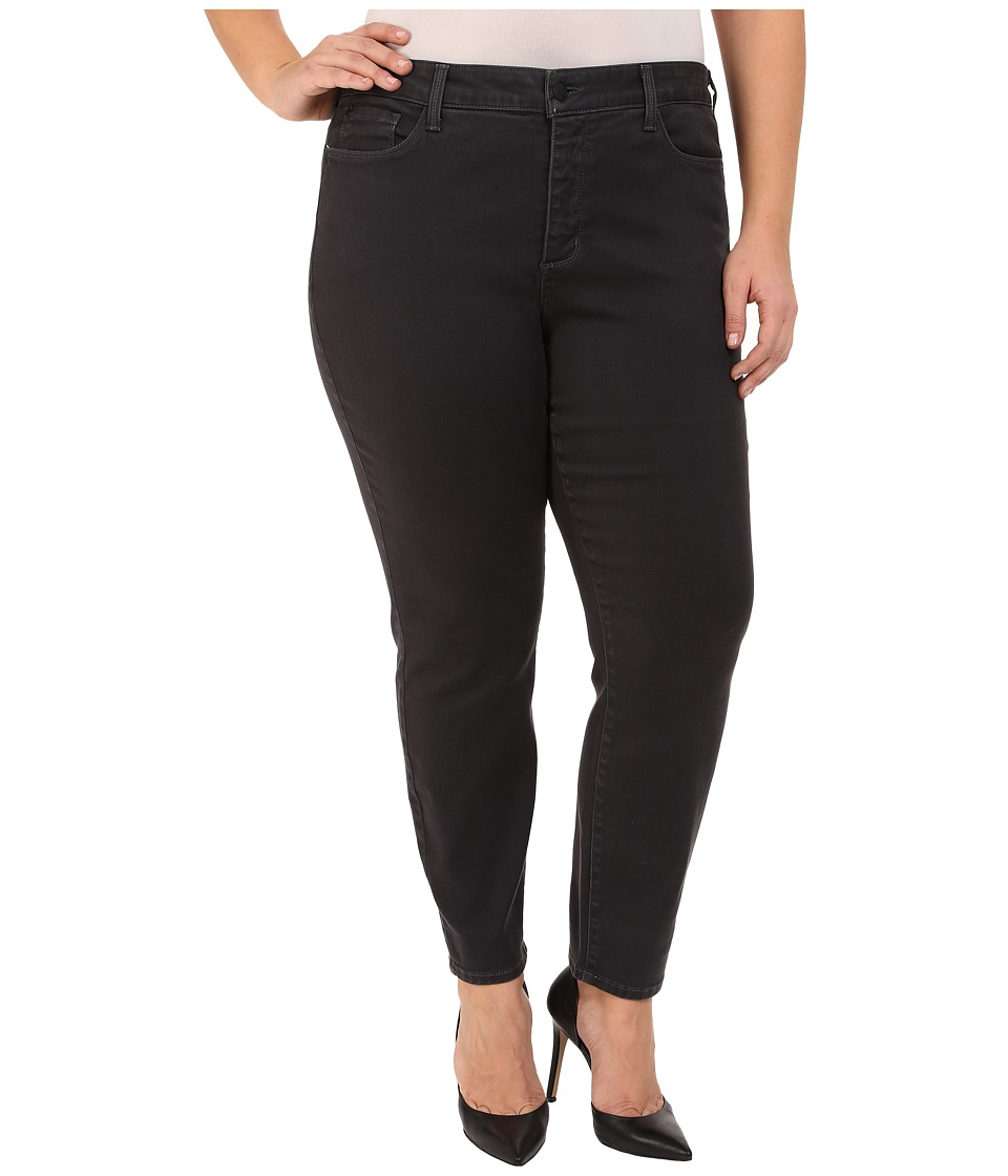 NYDJ Plus Size - Plus Size Alina Leggings (Eclipse) Women's Casual Pants