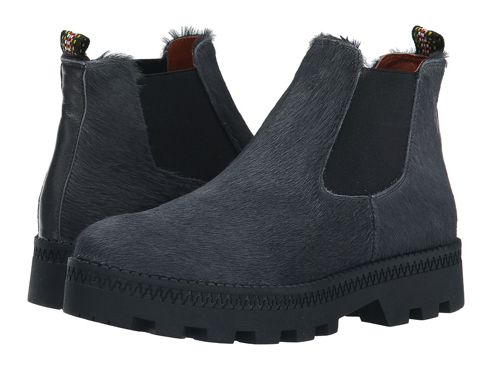Penelope Chilvers - Alpine Pony Boot (Slate) Women