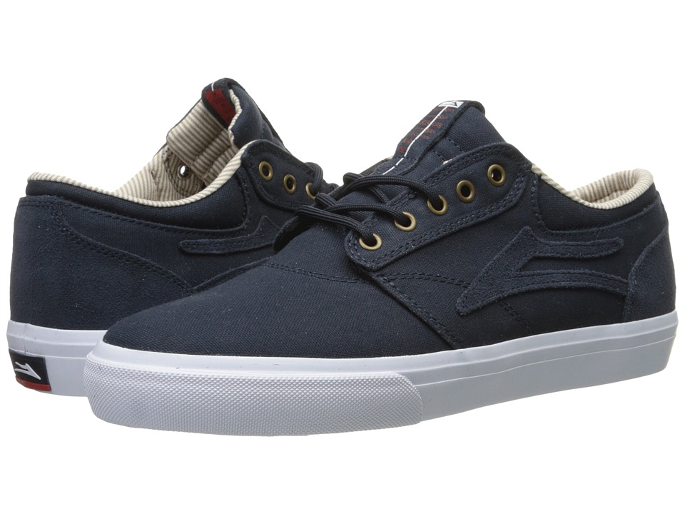 Lakai - Griffin (Midnight Canvas) Men's Skate Shoes