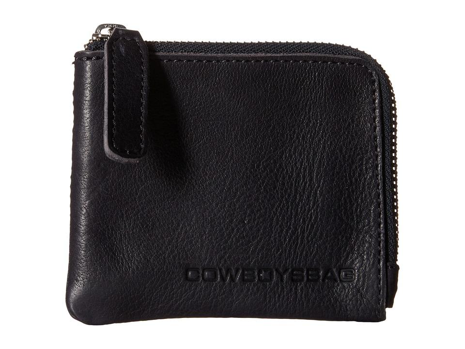 COWBOYSBELT - Yeadon (Navy) Wallet Handbags