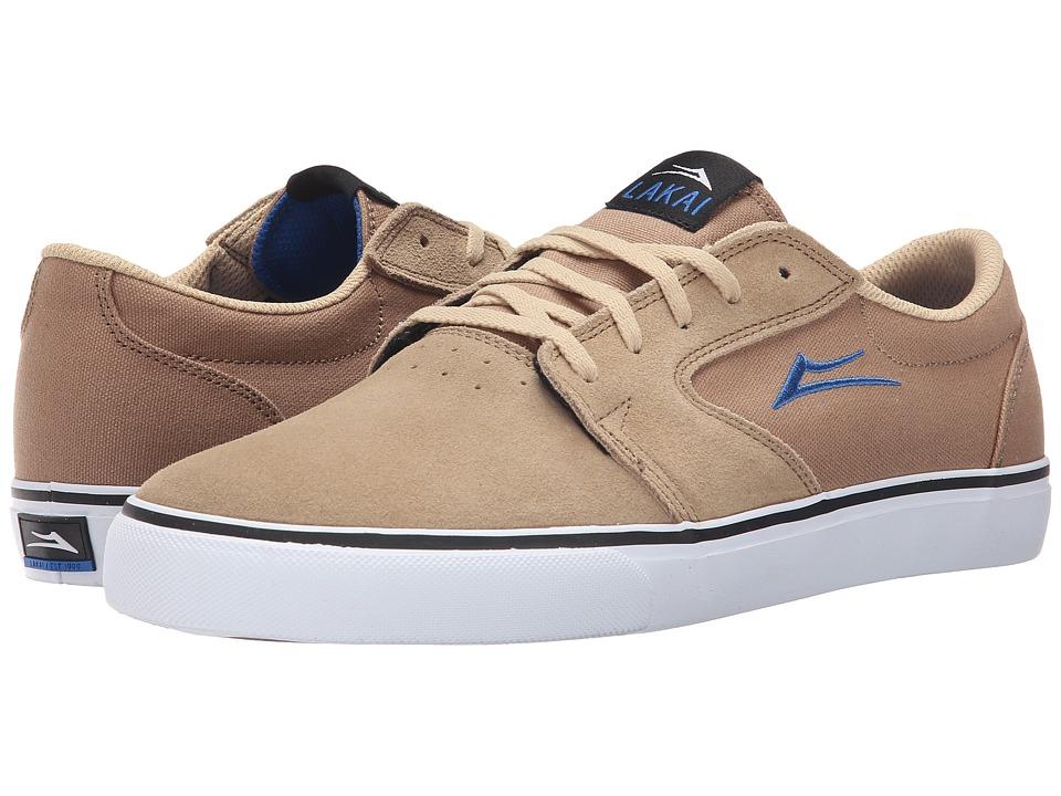 Lakai - Fura (Sand Suede) Men's Skate Shoes