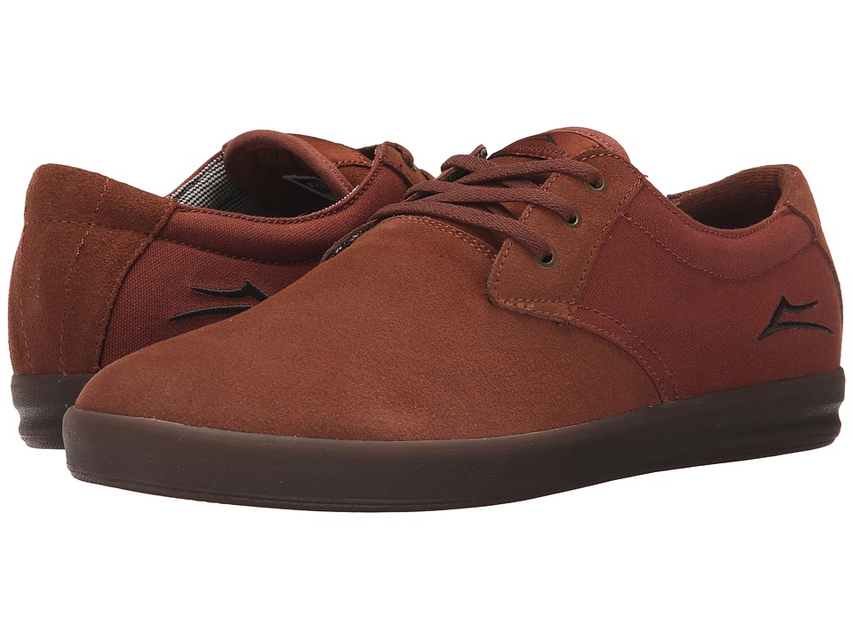 Lakai - MJ XLK (Copper Suede) Men