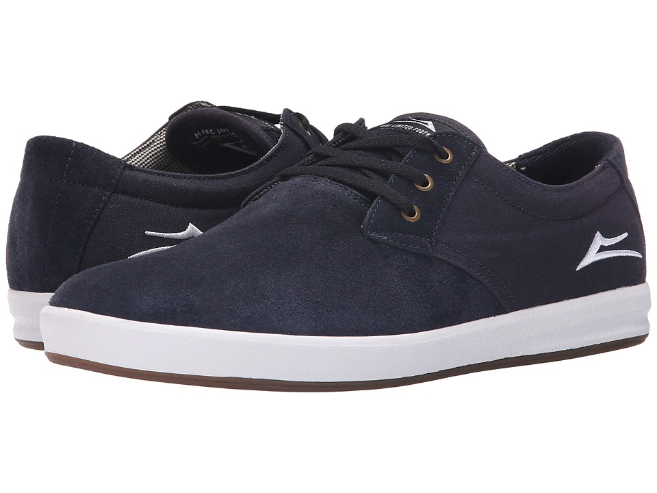 Lakai - MJ XLK (Navy Suede) Men