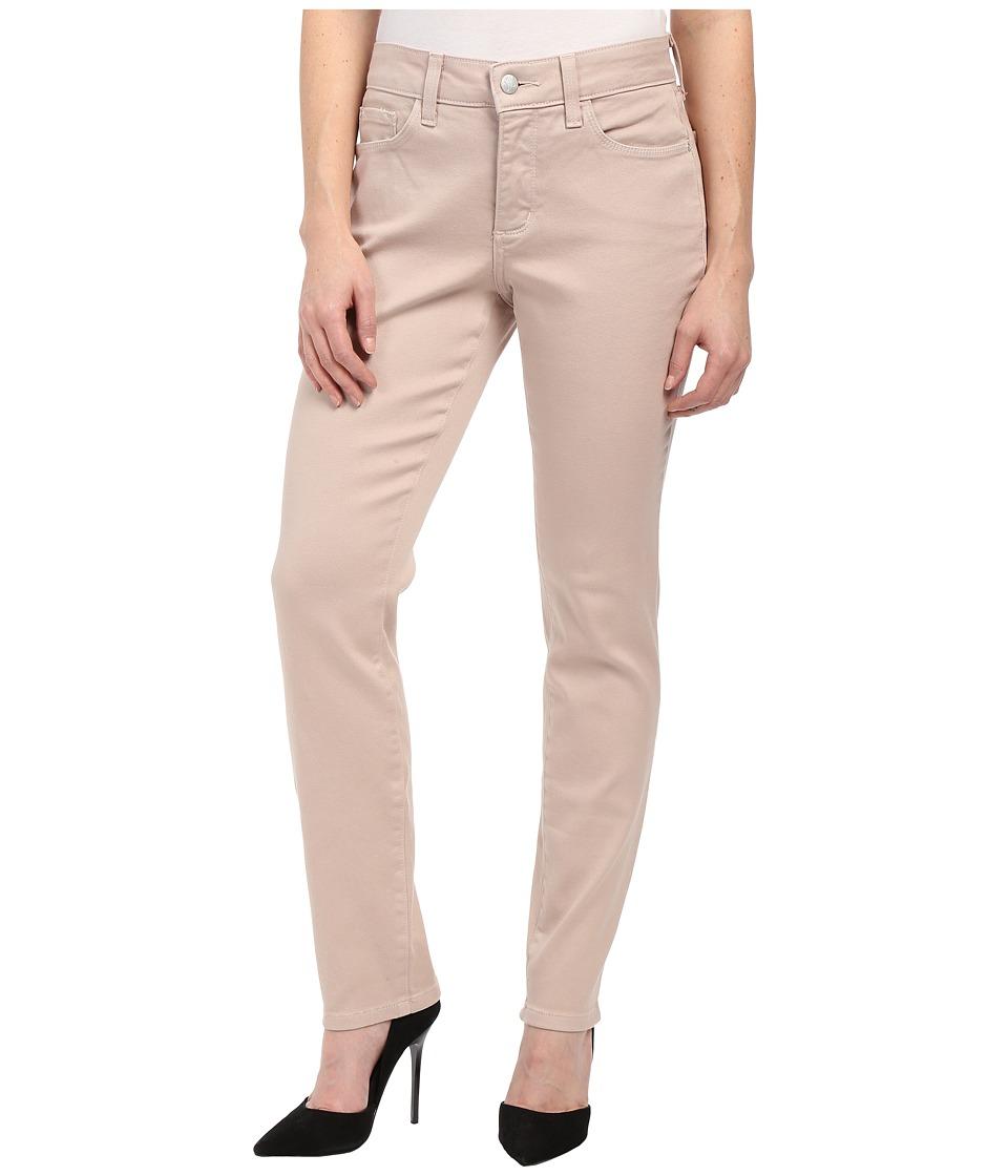 NYDJ Petite - Petite Alina Leggings in Tan Memoir (Tan Memoir) Women's Jeans