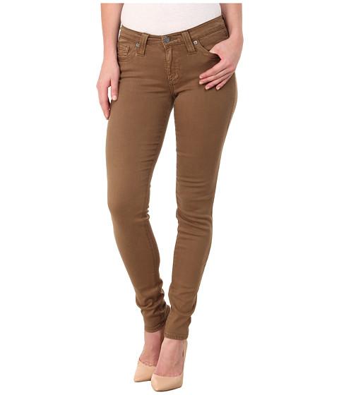 Big Star - Alex Skinny Jeans in Dark Wheat (Dark Wheat) Women