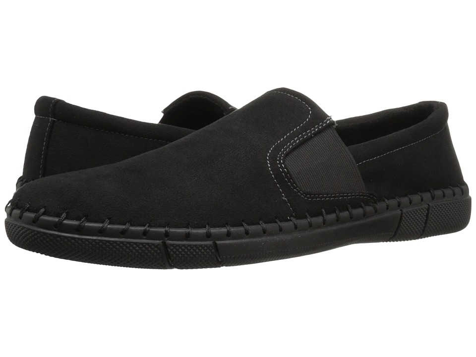 Robert Wayne - Highway (Black) Men's Flat Shoes