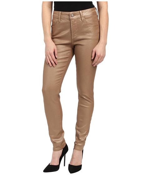 NYDJ Petite - Petite Ami Skinny Leggings (Rose Gold Coating) Women