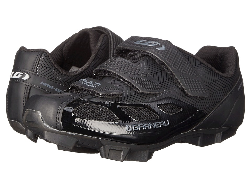 Louis Garneau - Women Multi Air Flex (Black/Black) Women's Cycling Shoes