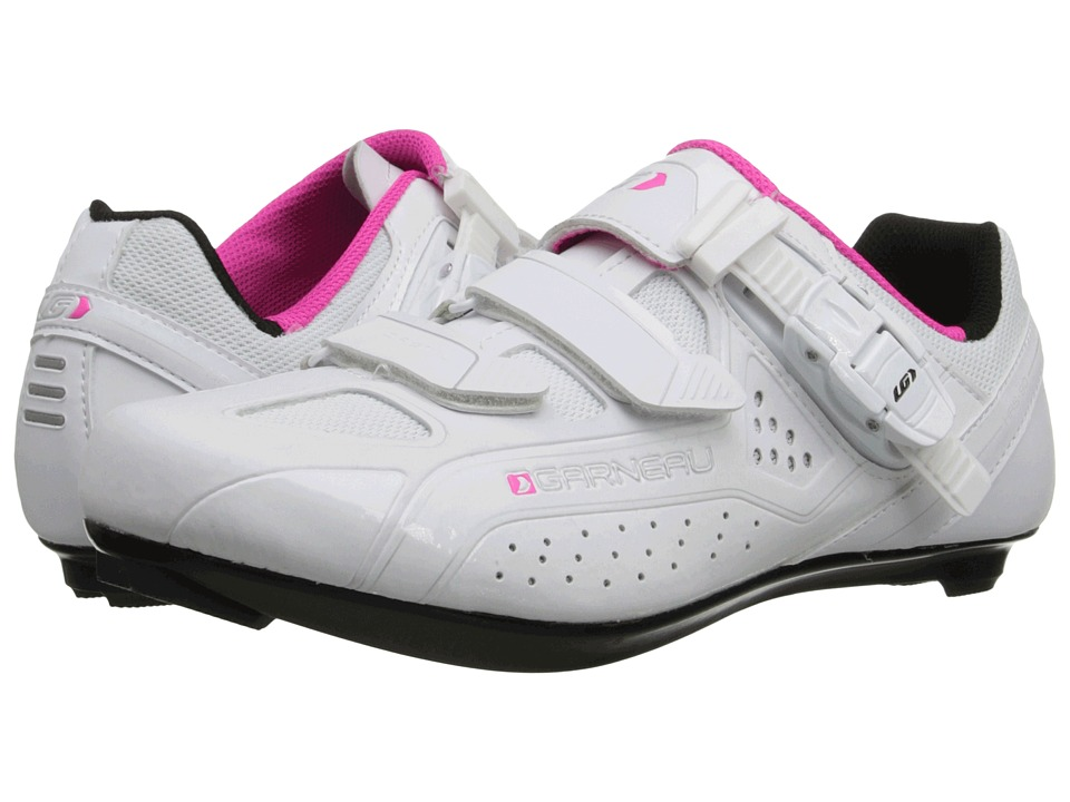 Louis Garneau - Cristal (White) Women's Cycling Shoes
