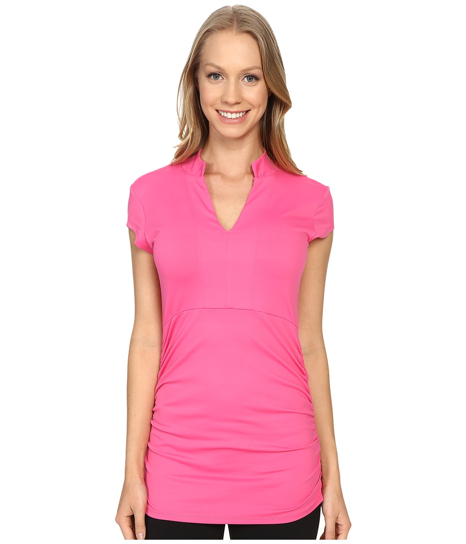 FIG Clothing - Mia Top (Fizz) Women's Short Sleeve Pullover
