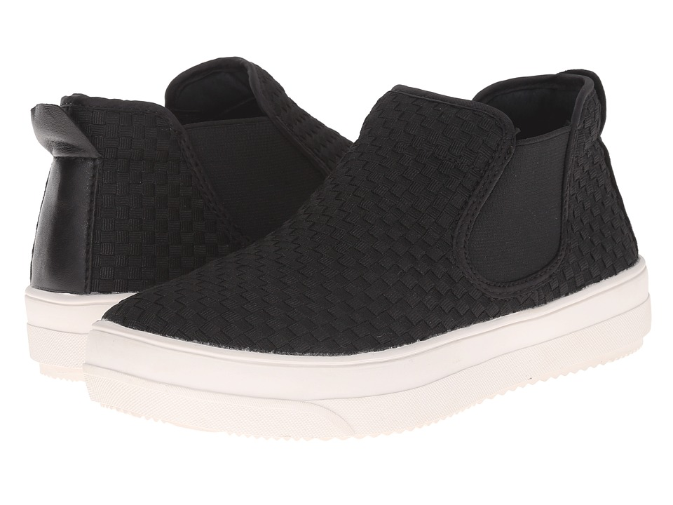 bernie mev. - Mid Axis (Black) Women's Slip on Shoes