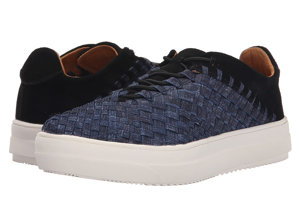 bernie mev. - Mid Olympia (Jeans) Women's Lace up casual Shoes