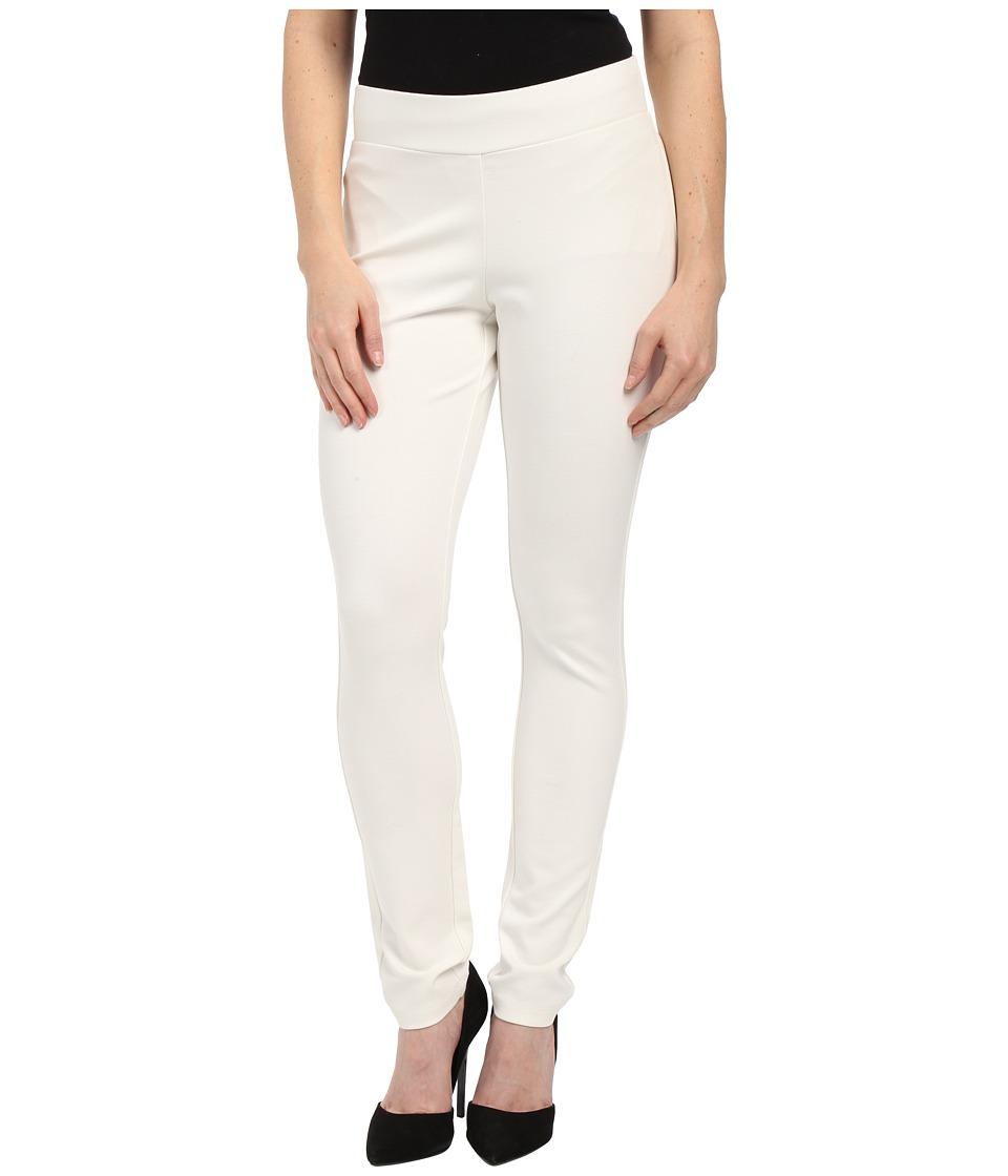 NYDJ Petite - Petite Jodie Pull-On Ponte Knit Legging (Winter White) Women's Casual Pants plus size,  plus size fashion plus size appare