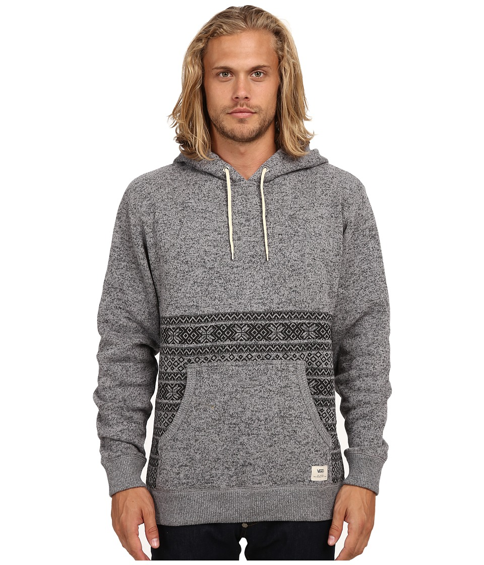 Vans - Harpster (Heather Grey) Men's Fleece