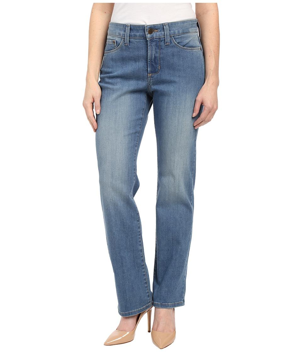 NYDJ Petite - Petite Marilyn Straight in Upper Falls (Upper Falls) Women's Jeans