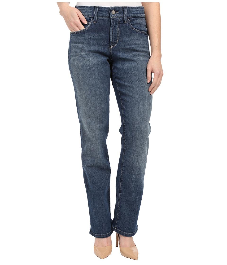 NYDJ Petite - Petite Marilyn Straight in Inwood (Inwood) Women's Jeans