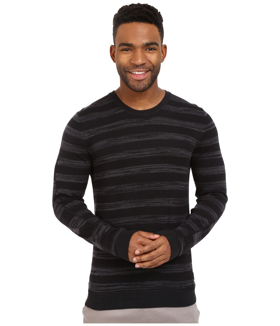 Volcom - Frazzer Sweater (Charcoal) Men's Sweater
