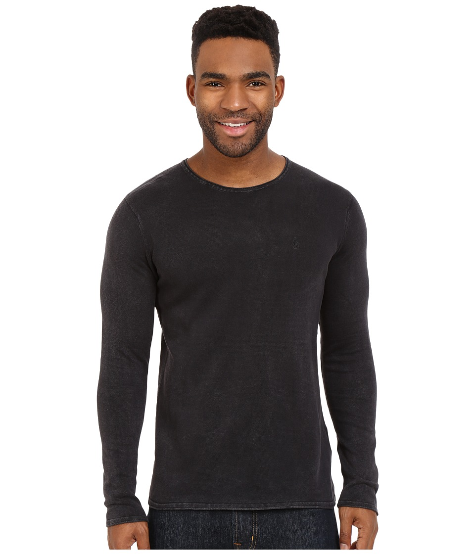 Volcom - Oldyers Sweater (Black) Men's Sweater