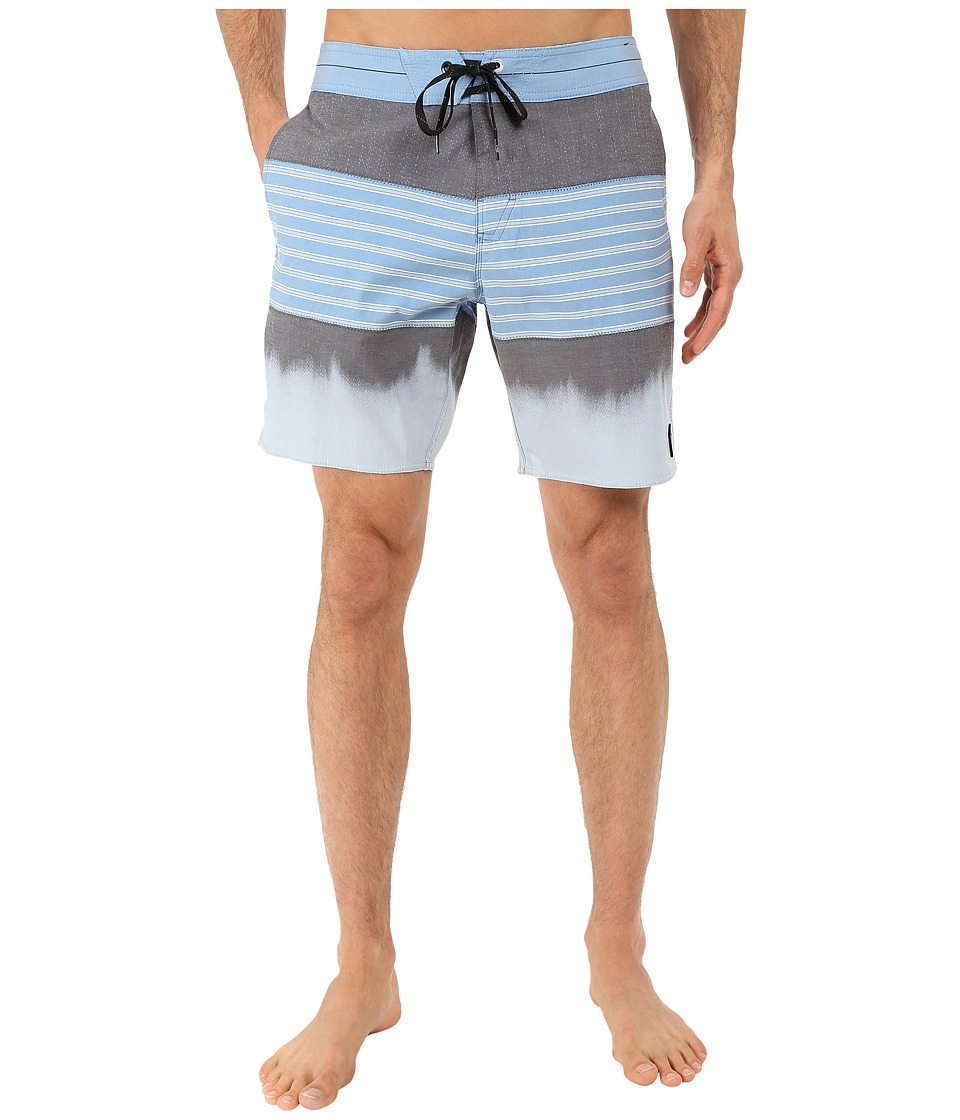Volcom - Threezy Boardshorts (Alice Blue) Men's Swimwear