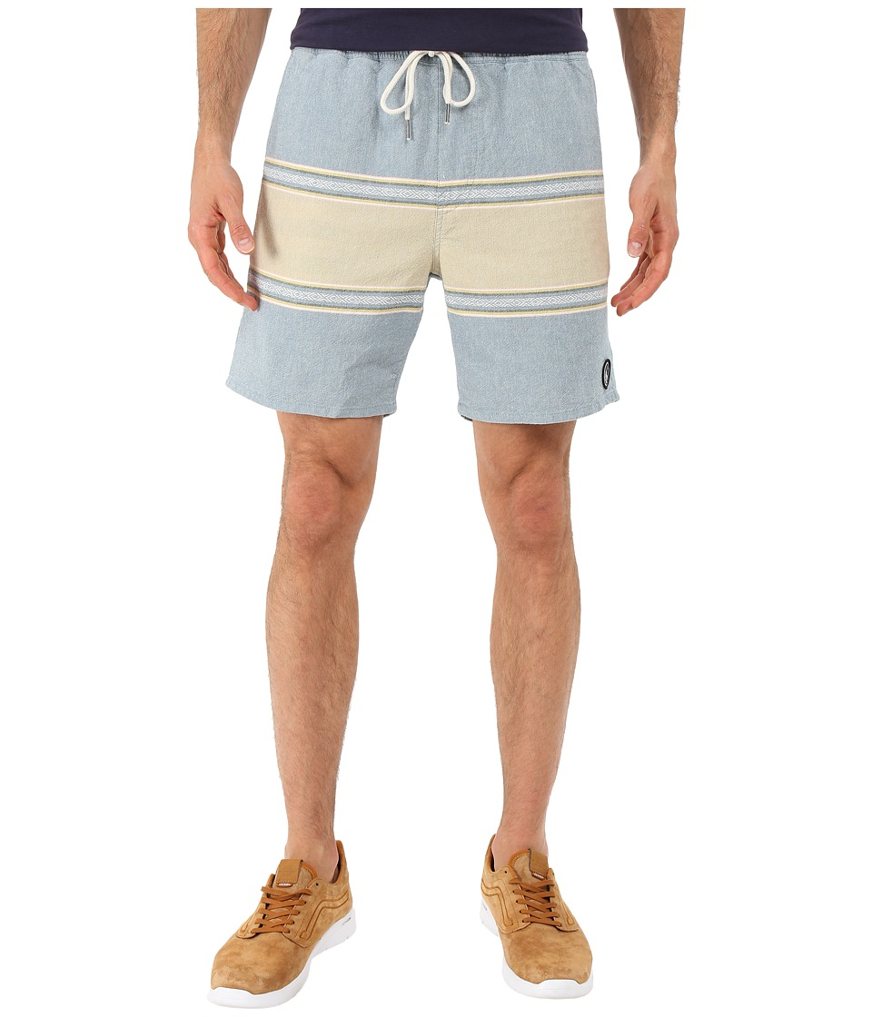 Volcom - Revelry Shorts (Stormy Blue) Men's Shorts