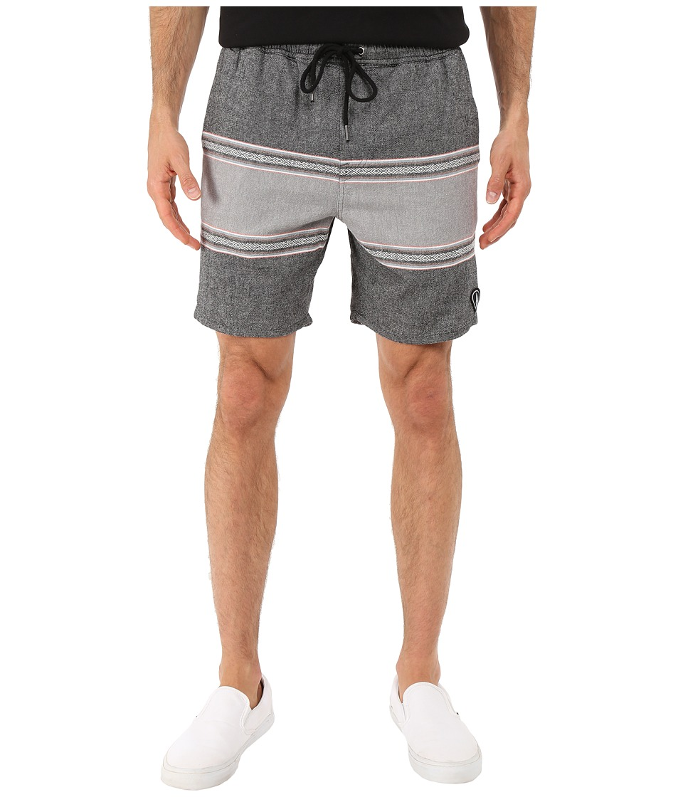 Volcom - Revelry Shorts (Black) Men's Shorts
