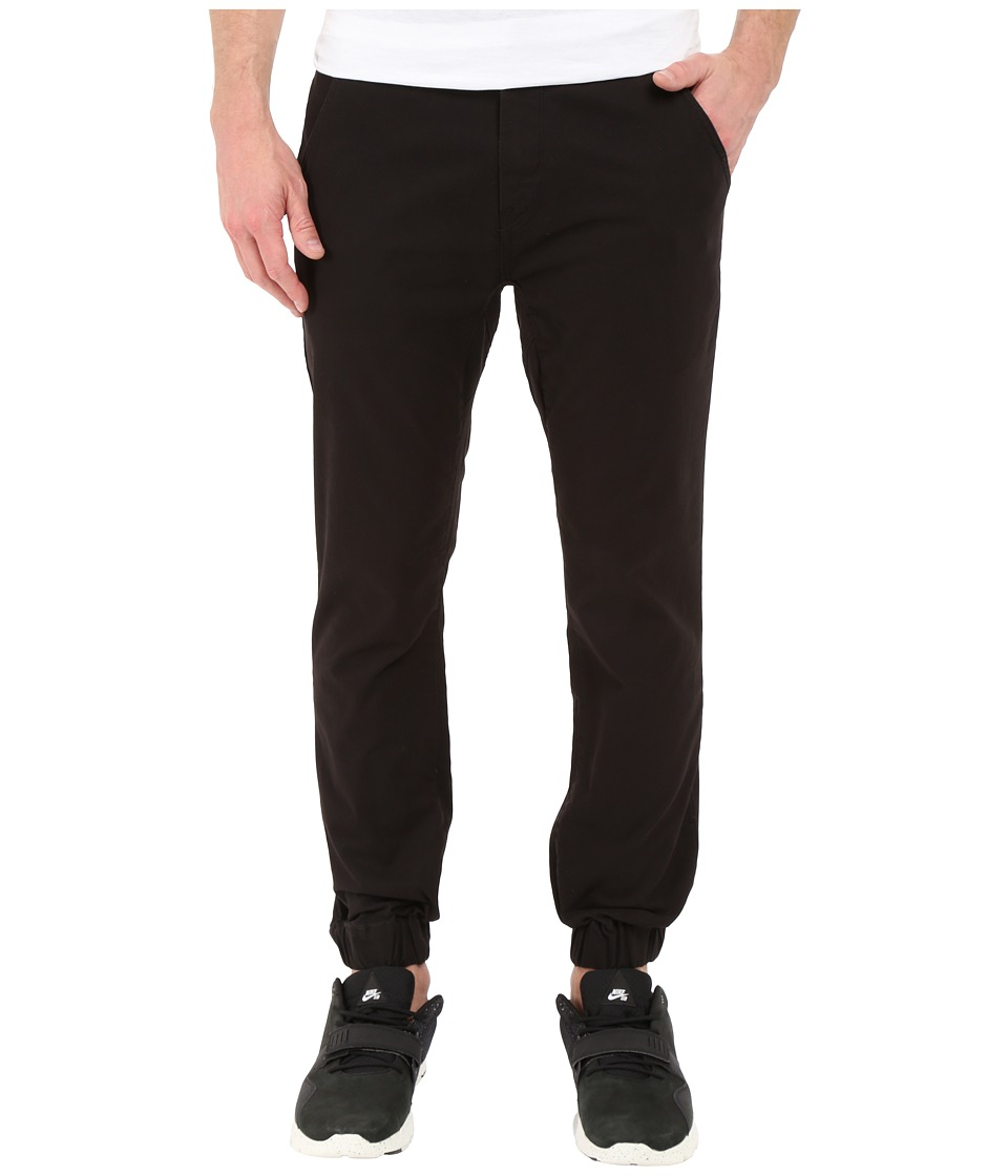 Volcom - Fitzroy Jogger 2 Pants (Black) Men's Casual Pants