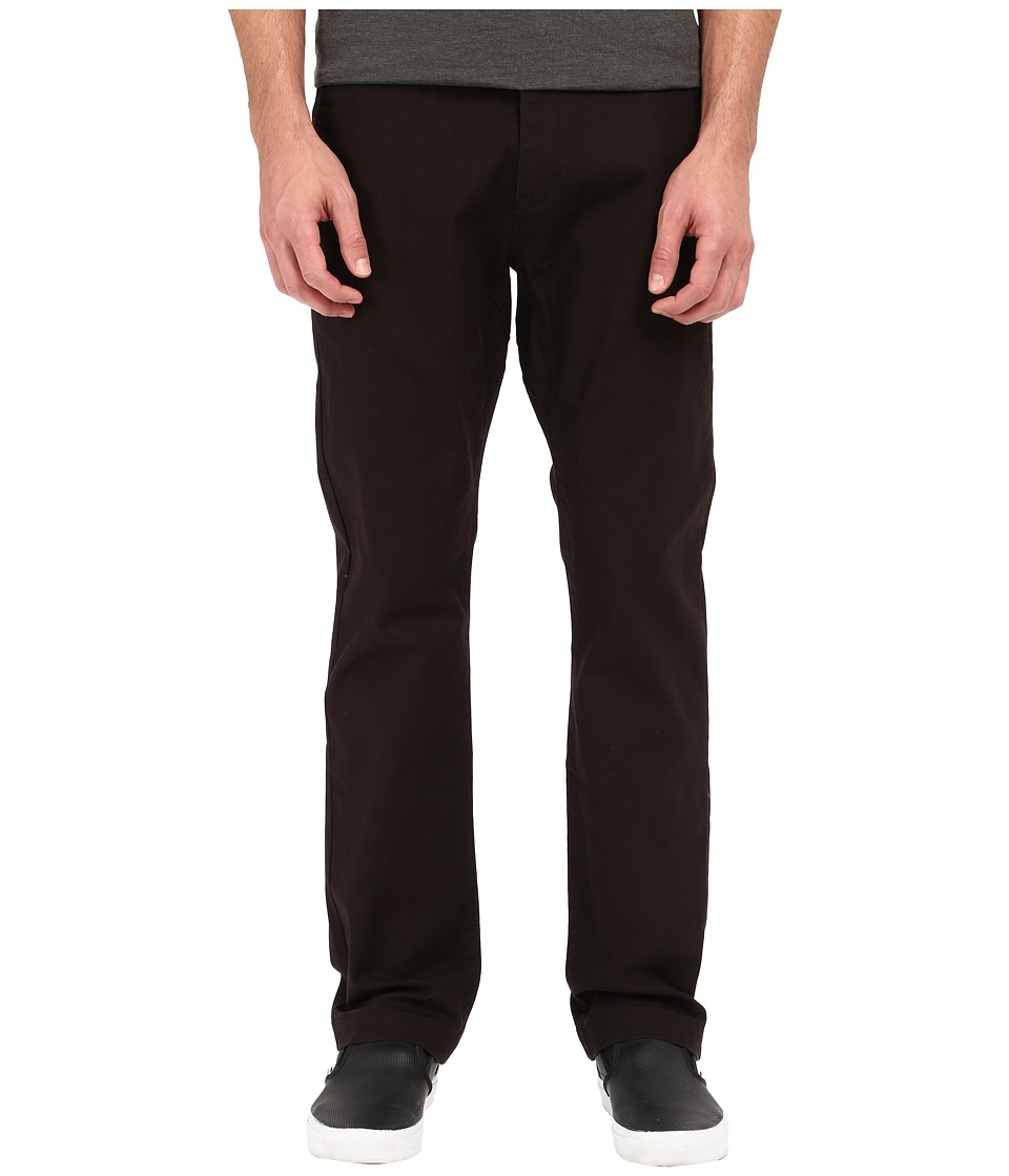 Volcom - Kooper Pants (Black) Men's Casual Pants