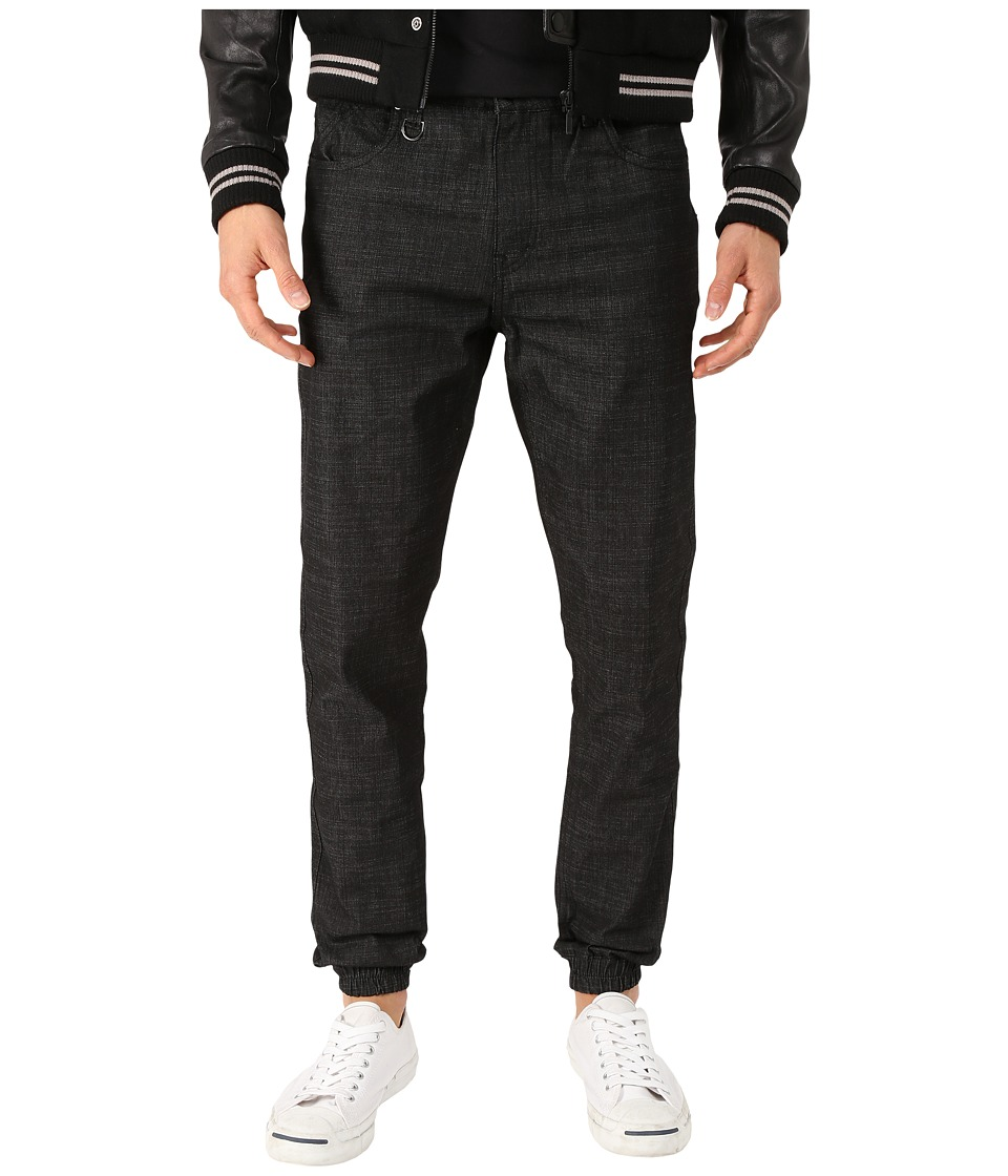 Publish - Indian Denim Jogger (Black) Men's Jeans